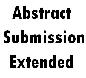 Final extension of deadline for abstract submission